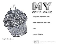 My Cope-Cake - free printable from OMazing Kids