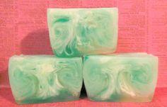 Lime Glacial   #lilliesinjune #handmade #soap