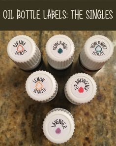 We have for you oil bottle labels for Young Living's single essential oils. Yes, no worries, we will be releasing a set for the blends very soon! Each label is hand designed and put together …