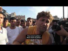 Un envahisseur menace les Européens (on est où là)
