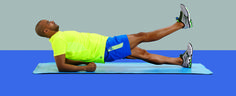 These core exercises will help you maintain good form on every run.