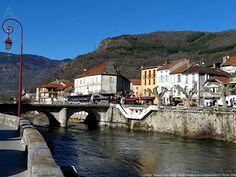 Tarascon-sur-Ariège - L'Ariège