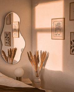 My New Room, My Room, Room Ideas Bedroom, Bedroom Decor, Beige Room, Minimalist Room, Aesthetic Room Decor, Deco Design, Dream Rooms