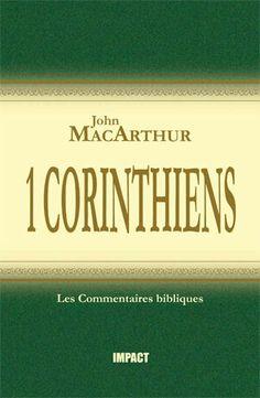 1 Corinthiens by Impact | Publications Chrétiennes