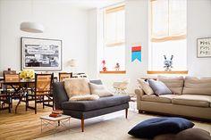 Modern dreamy Manhattan apartment | Daily Dream Decor