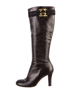 GUCCI  |   Gucci Knee-High Boots