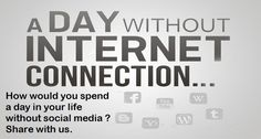 A Day Without Internet Connection. #TYV #success #Yearofgiving #UAERead #uaeyearofgiving2017 #simplyabudhabi http://fb.me/1nTwYRZDK