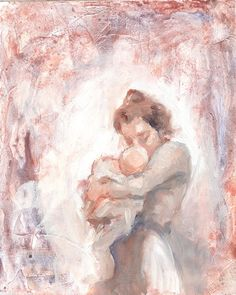 Original paintings and drawings by Lovetta Reyes-Cairo. by LovettaReyesCairoArt Mother And Child Painting, Mode Poster, Paint Prices, Baby Painting, Watercolor Print, Photo Art, Original Paintings, Fine Art Prints, Sketches