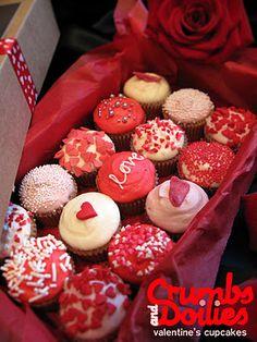 Valentines | Crumbs & Doilies News