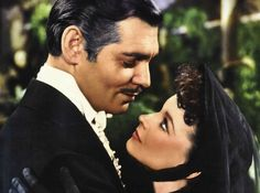 Gone with the Wind. Quite Frankly my dear...