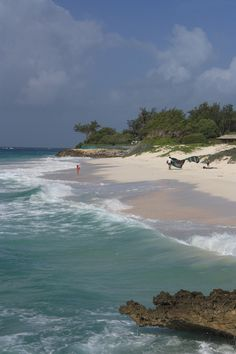 Silver Sands Beach (Barbados)