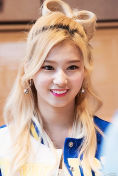 Pop Hair, Twice Jyp, Rose Icon, Twice Sana, New Face, Kpop Girls, Girl Hairstyles, Girl Group, Hair Styles