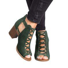 a2b5e2d9286 Liyuandian Womens Platform Open Toe Ankle Strap Zipper Back High Heel Sandals  women summer shoes women summer shoes casual women summer shoes flats women  ...