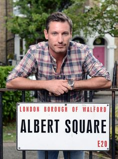 "Bosses terminated his contract following claims Gaffney, 41, asked a stranger, online, for sexy photographs. The actor – Robbie Jackson in Albert Square – had only a few weeks left on his contract when he was written out early. A source said: ""Bosses have left the door open for his character, so there's always the chance that one day he might be able to return."""