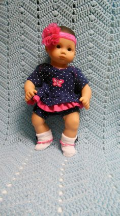 AMERICAN GIRL Bitty Baby Clothes Tiny Butterfly 15 by TheDollyDama, $16.00