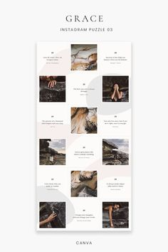 Instagram Design, Instagram Feed Theme Layout, Insta Layout, Instagram Feed Ideas Posts, Feeds Instagram, Instagram Grid, Instagram Frame, Instagram Post Template, Instagram Divider