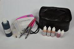 Deluxe Airbrush Makeup Kit