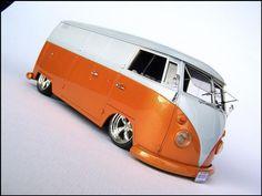 VW T1 Delivery Van 'LeMorris' Custom