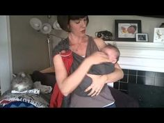 Easy instruction video from Natural Mom Baby Wearing Demo: Ring Sling