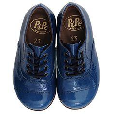 Pepe Blue Oxford #ladida #ladidakids ladida.com