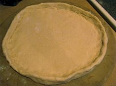papa johns pizza dough, Scott said this was the best crust ever