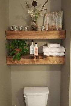 Shipping Included! - Floating Shelves for Bathroom
