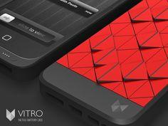 Vitro - smart battery case on Industrial Design Served