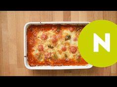 Paradicsomos rakott csirke - YouTube Lasagna, Ethnic Recipes, Youtube, Food, Essen, Meals, Youtubers, Yemek, Lasagne