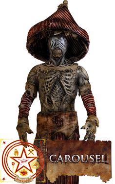 Matt Valentine FX #Costumes #Halloween #Zombies #Face Off #Makeup FX #