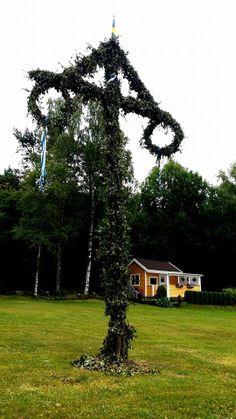 Midsummer. Sweden. TONE LEPSOES PICTURES.