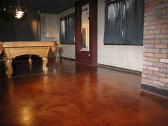 How to Paint a Concrete Floor by Yourself