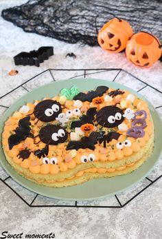 #zucca #cremaallarancia #arancia #pumpkin #creamtart #halloween #halloweencreamtart #halloweencake #halloweenrecipe #foodblog #gialloblog #halloweenparty #giallozafferano #foodblogger Dolce, Grande, Good Food, Anna, Foods, Cooking, Desserts, Recipes, Cream