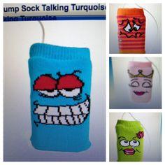 Insulin Pump Socks, yup your insulin pump can look cool in these cute socks http://www.pumpwearinc.com/pumpshop/index.php?l=product_list&c=159