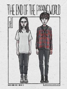Image result for end of the fucking world gif