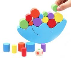 Ideas children playing together learning Toddler Learning, Learning Games, Games To Play, Games For Toddlers, Toddler Activities, Toddler Games, Block Center Preschool, Fun Educational Games, Learning Colors
