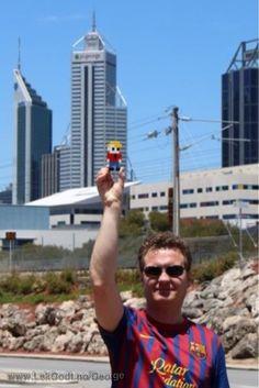 LEGO - Life of George in Australia
