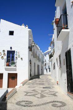 ;-) Spain,frigiliana