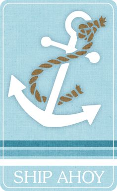 ╰☆⚓ Anchors ⚓☆╮