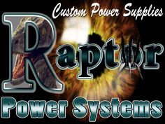 Custom Power Supplies - DC-DC, AC-DC, DC, AC, Frequency Converters, & More! www.RaptorPowerSystems.com  custom power supplies.jpg