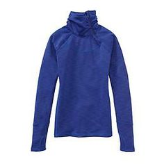 Rushcreek Half Zip - Hit the trails in style with this soft, wicking, expedition-weight top that has an asymmetrical zip-up neck to keep you warm. sz XS