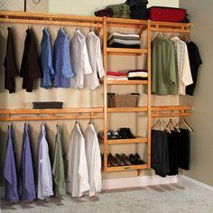 Unique Lowes Closet Shelving Systems