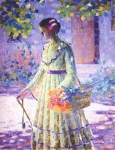 Reflected Light - Louis Ritman - The Athenaeum