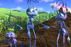 Which Pixar Couple Are You? Disney Pixar, All Disney Movies, Go To Movies, Film Disney, New Movies, Pixar Characters, Pixar Movies, Cartoon Movies, Bug Cartoon