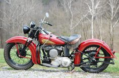 1939 Indian Motorcycle