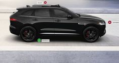 Nice Jaguar 2017: 5.1s 2017 JAGUAR F-Pace SUV - USA Photos, Colors/Wheels Visualizer and Pricing - From $42k! Check more at http://24cars.top/2017/jaguar-2017-5-1s-2017-jaguar-f-pace-suv-usa-photos-colorswheels-visualizer-and-pricing-from-42k/