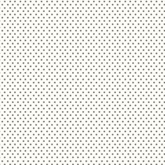 Serenity Collection - Grey Polka Dots on White by FabScraps Fabrics - Listed by the Half Yard by RealStitchersofTexas on Etsy