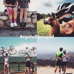 It is nice to ride with a friend, a partner, a brother and even a lama! :) Thanks for the tags everyone!! @kaylee.raye @mdb_phd @thechloekay @ptran_no_more  Please #cyclelikeagirl to share your stories and follow @cyclelikeagirl to promote women's cycling together .  #cyclewithfriends #womenscycling #cycling #mtb #cyclocross #track #roadbike #bmx #triathlon #tri #tribike #qom #downhill #bike #strava #stravacycling #outdoorwomen #thisgirlcan #cyclingphotos #community