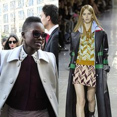 París vive una traca final con un desfile de alfombra roja. Lupita Nyong'o, Jared Leto o Margot Robie, dan brillo a un desfile que parecía eclipsado por el estreno de Ghesquiere en Vuitton.