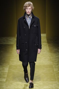 Salvatore Ferragamo menswear fall/winter 2016
