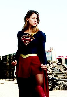 not gonna lie pretty obsessed with the show right now #Supergirl #Melissa Benoist